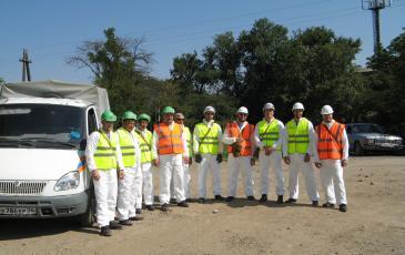 Спасатели «ЭКОСПАС» готовы к выполнению задачи