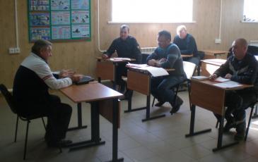 Обучение спасателей Самарского центра «ЭКОСПАС»