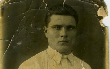По фрагментам паспорта установлено имя красноармейца П.С. Конанчука