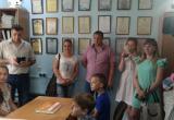 Подведение итогов конкурса рисунков, посвященного «Году Экологии»