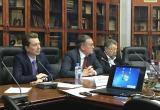 Заседание Комитета Торгово-промышленной Палаты РФ по природопользованию и экологии