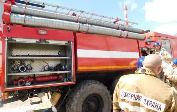 Пожарное развертывание